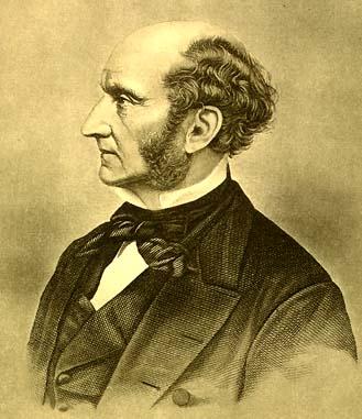 John Stuart Mill (1806-1873). [Wikimedia Commons]